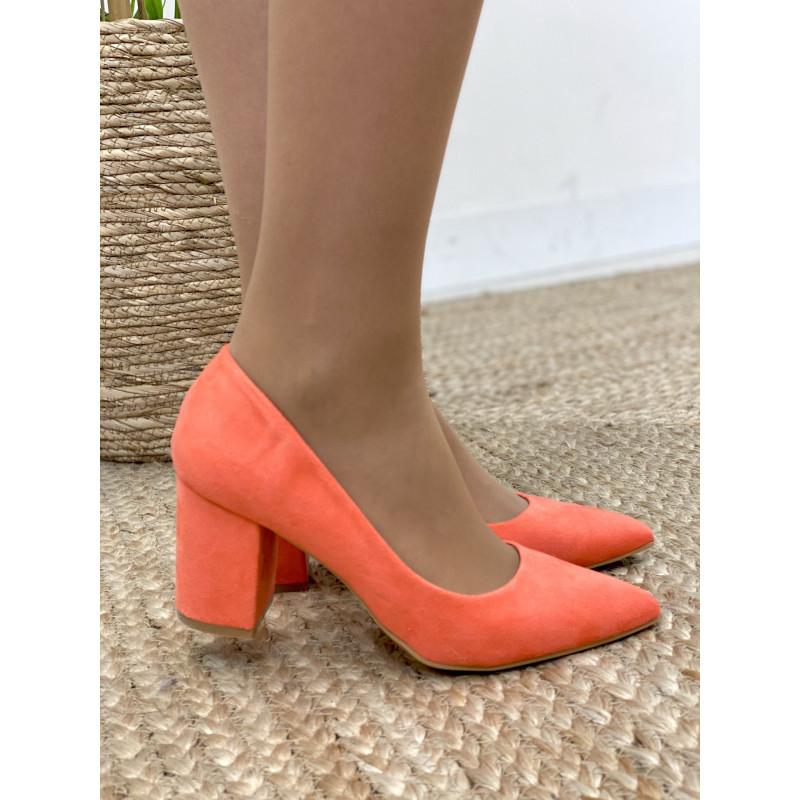 Zapato Lory | Naranja