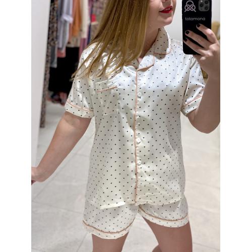 Pijama Cor | Beige