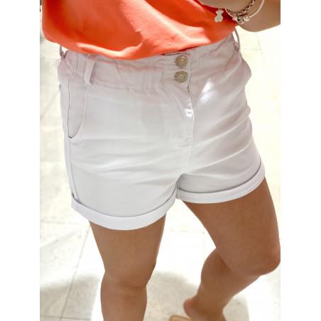Short Rita | Blanco
