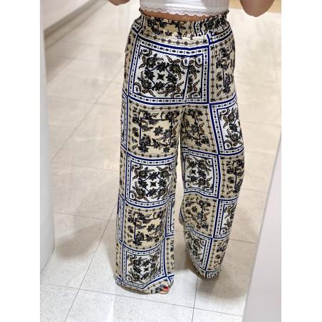Pantalón Floral | Azucena