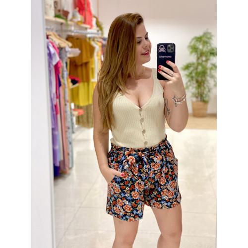 Short Floral | Laura