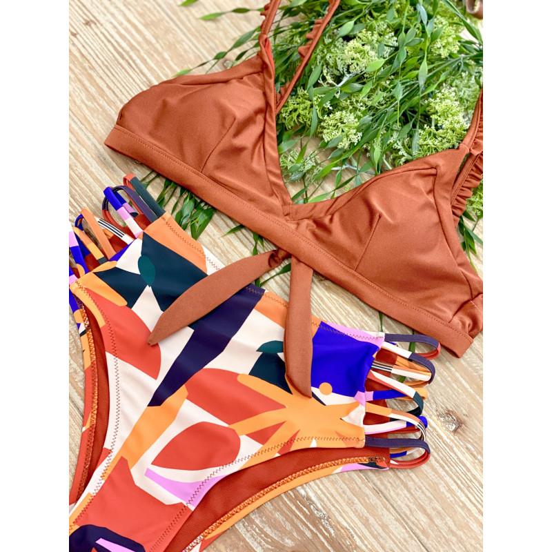 Bikini Tirse | Camel