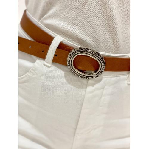 Cinturón Marco | Camel