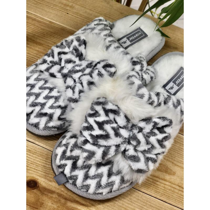 Zapatillas Terci Lazo | Gris