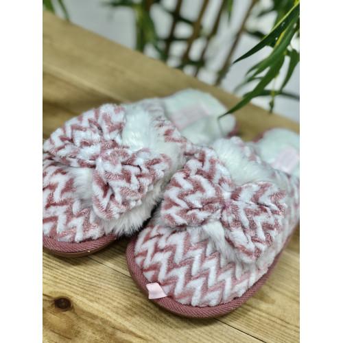 Zapatillas Terci Lazo | Rosa