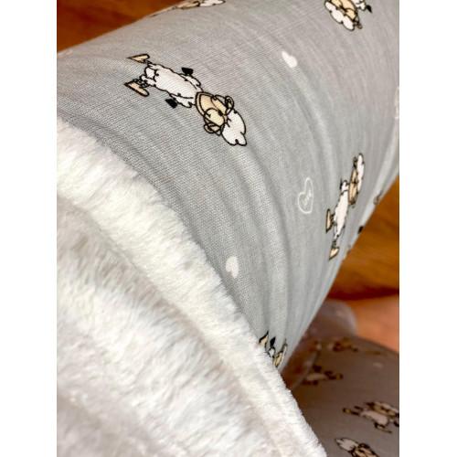 Pijama Oveja  Gris