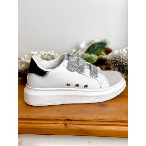 Zapatillas silver