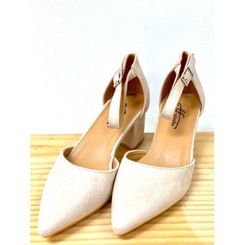 Zapato kay | Beige