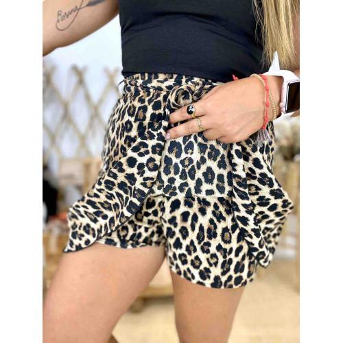 Falda pantalón Leo