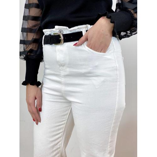 Pantalón Greta   Blanco